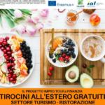 Tirocini all'estero settore turismo – ristorazione