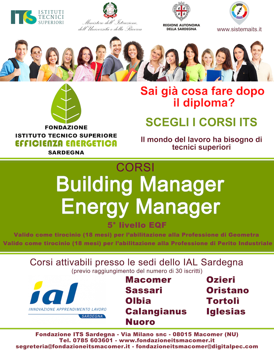 Building Manager - Energy Manager