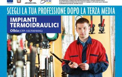 Operatore di impianti termoidraulici